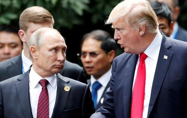 Зачем Трампу с Путиным встречаться