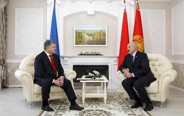 Лукашенко: У нас і Києва немає нерозв язних питань