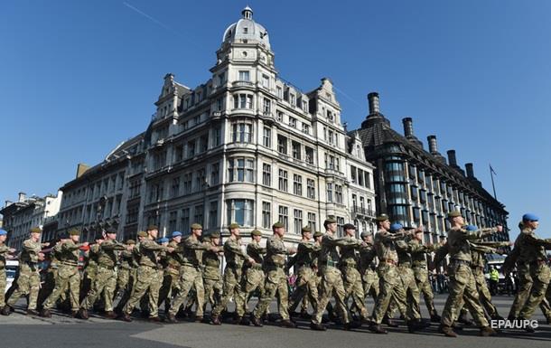 Британським жінкам дозволили служити у всіх родах військ