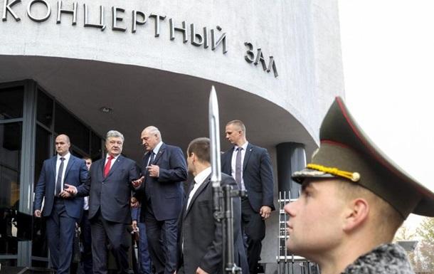 Лукашенко: Ми ніколи не прийдемо до України на танку