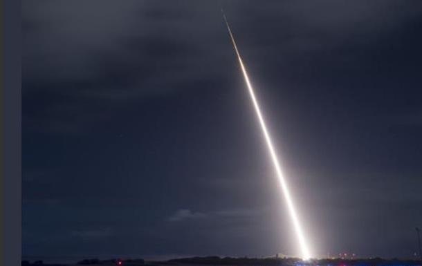 У США випробували нову систему перехоплення ракет