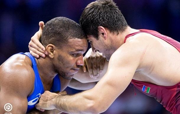 Беленюк став віце-чемпіоном світу з боротьби