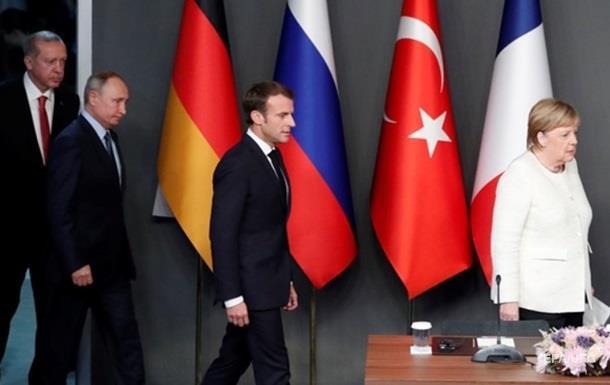 Саммит по Сирии: принята итоговая декларация