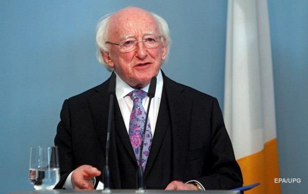 Президента Ирландии переизбрали на второй срок