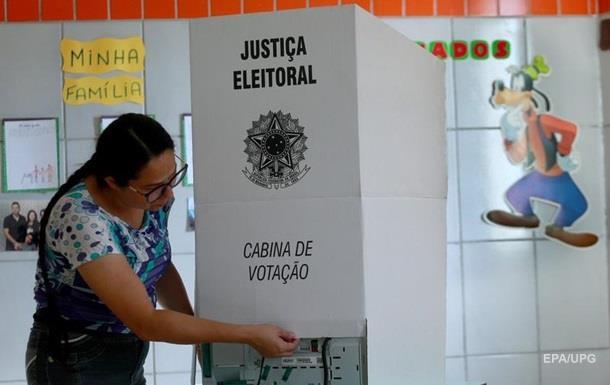 У Бразилії почався другий тур виборів президента