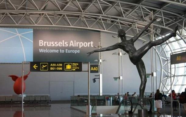 В аеропорту Брюсселя скасували 150 авіарейсів