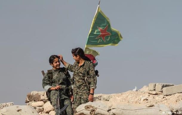 Туреччина обстріляла позиції курдів на півночі Сирії