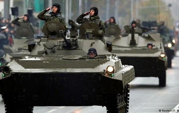 У Празі відбувся найбільший за кілька десятиліть військовий парад