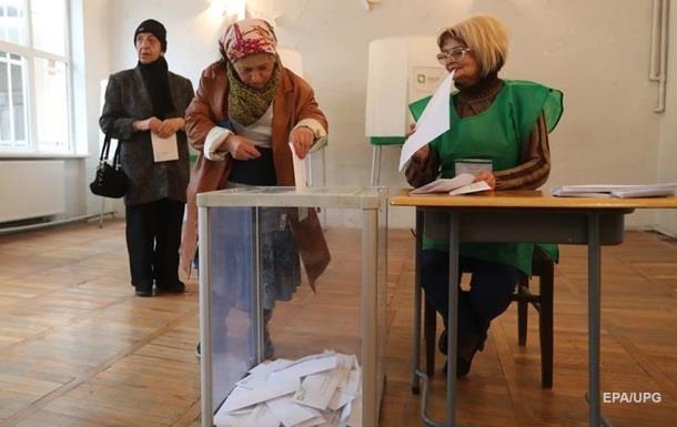 В Грузии ЦИК обнародовала первые результаты выборов