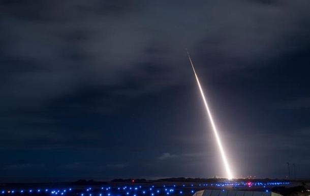 США випробували нову ракету-перехоплювач