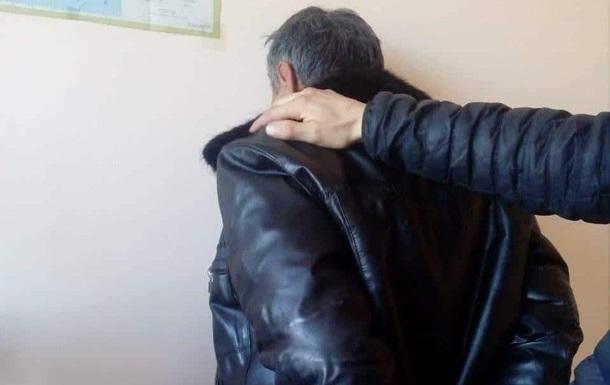 Под Киевом полиция задержала подозреваемого в педофилии