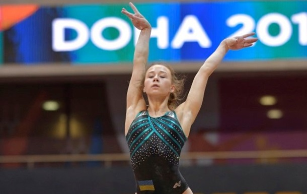 Українські гімнастки залишилися без фіналів на чемпіонаті світу