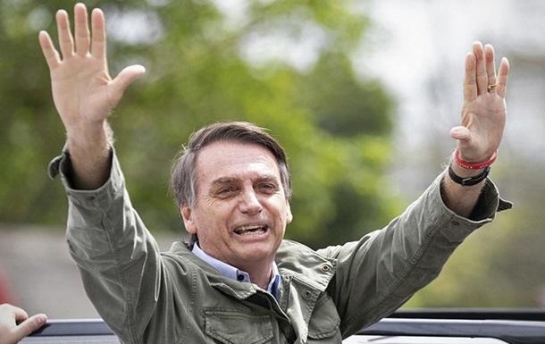 Президентські вибори в Бразилії виграв Жаір Болсонару