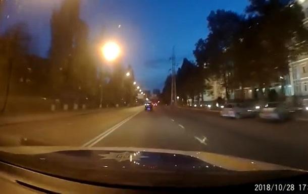 В Одессе с погоней и стрельбой задержали водителя