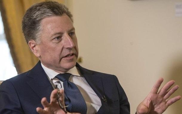 Волкер снова едет в Украину