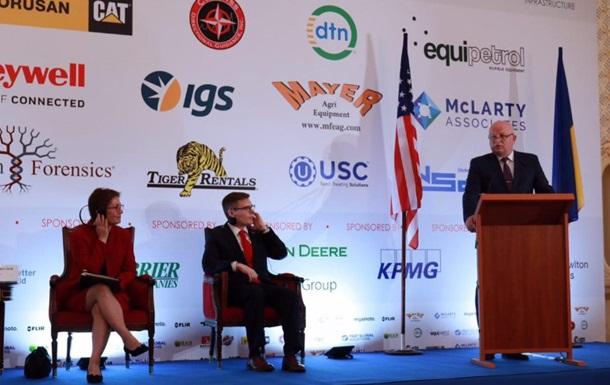 В Украину прибыла официальная торговая миссия США