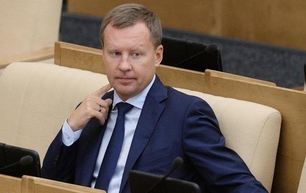 У Росії закрили справу проти Вороненкова