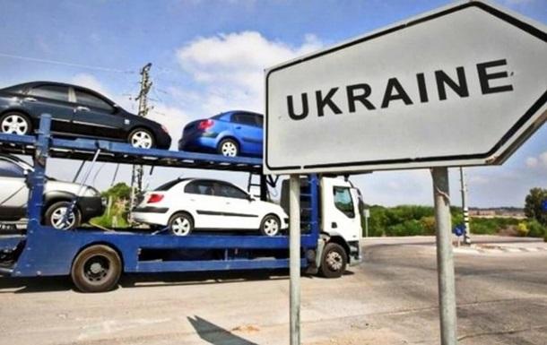 Украинцы в 2018 году купили авто на $1,5 млрд