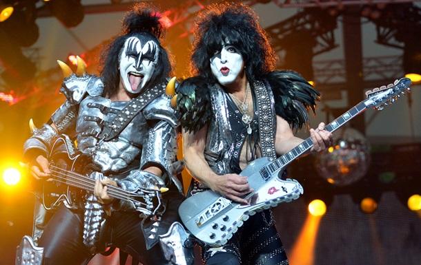 Группа Kiss выступит вПетербурге врамках прощального турне