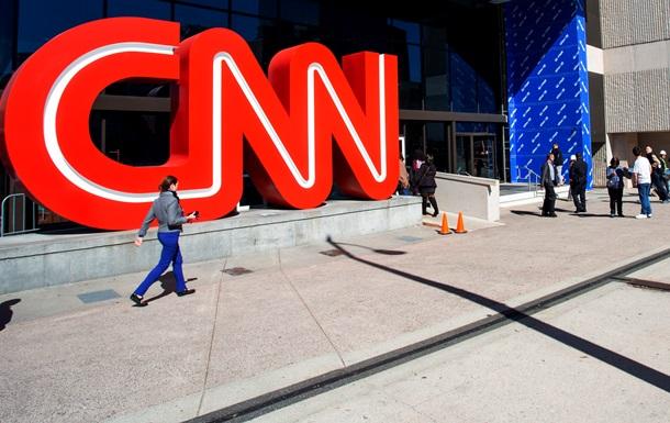 CNN отримав ще один підозрілий пакет