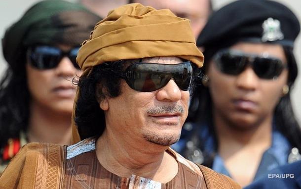 Із рахунків Каддафі зникли кілька мільярдів євро – ЗМІ