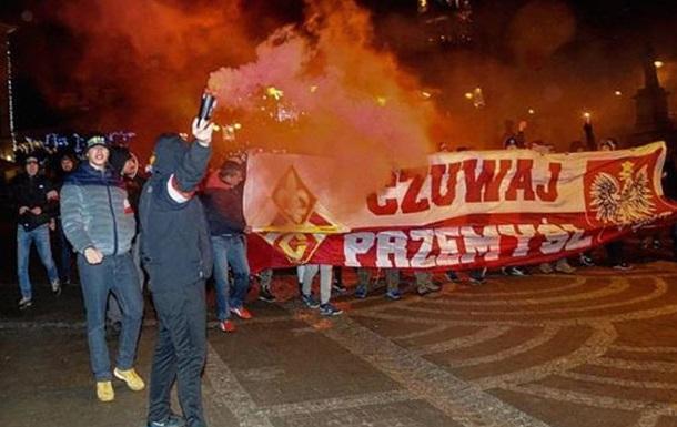 Марш орлят  у Львові - провісник анексії регіону Польщею?