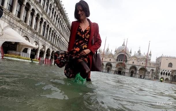Скоро зникне. Чому 75% Венеції пішло під воду