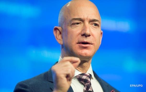 Основатель Amazon потерял десятки млрд за некоторое количество дней: озвучена причина