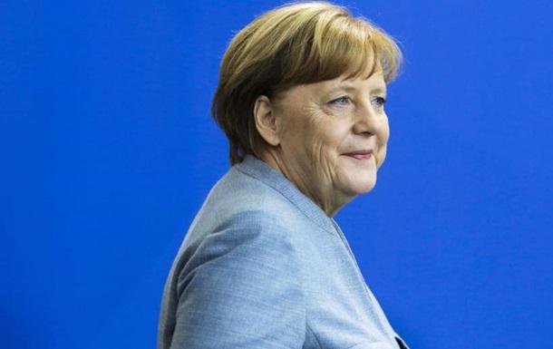 Дембель Меркель