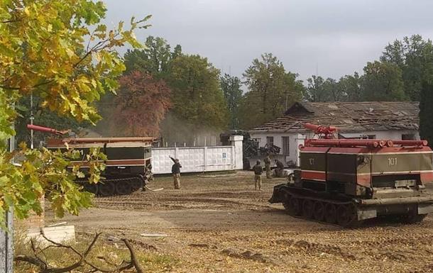 Командир роты арсенала под Ичней оштрафован за пьянство в день взрывов