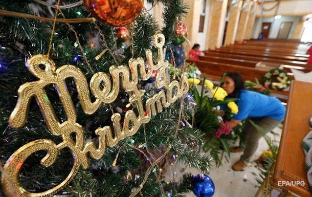Католическое Рождество 2018 в Украине