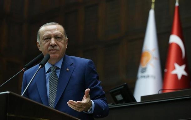Эрдоган объявил о новой военной операции в Сирии