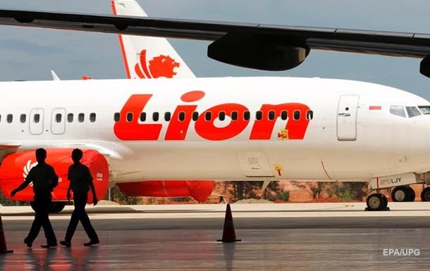 Чиновникам в Австралії заборонили літати на Lion Air після аварії Boeing