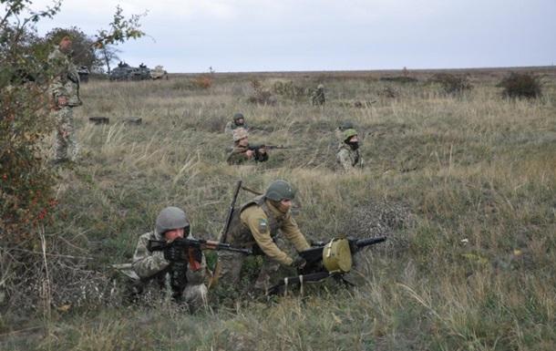 Пограничники отбили  атаку  с Азова