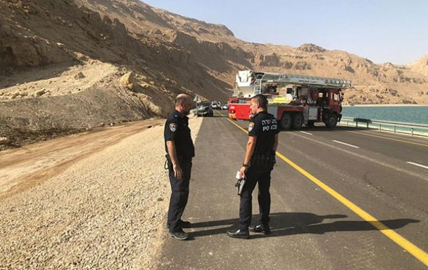 Під час аварії в Ізраїлі загинули вісім осіб