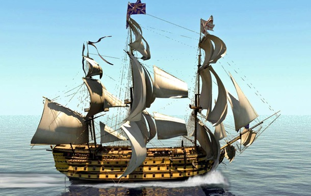 Три корабля