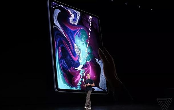 iPad Pro 2018: фото
