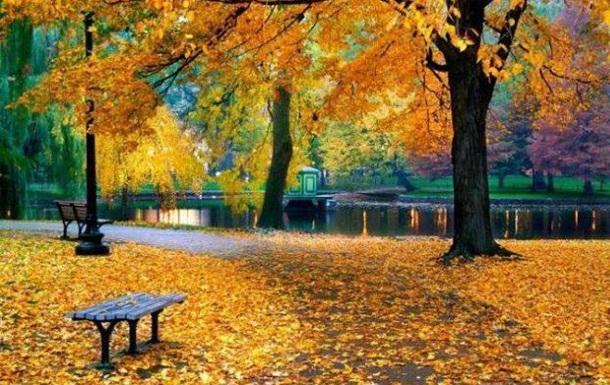 В Киеве был самый теплый октябрь за 137 лет