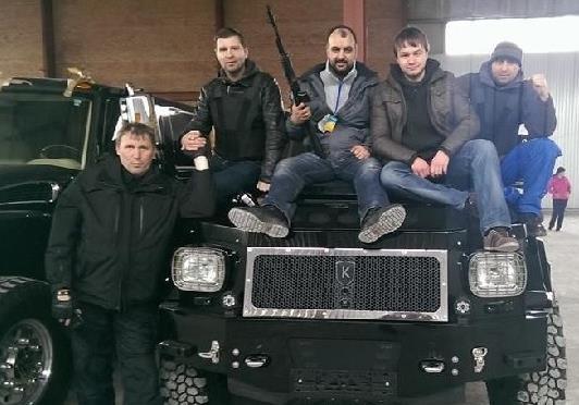 «Опасное трио» - Тигов, Немировский и Папоян — нацелилось на Крюковщину?