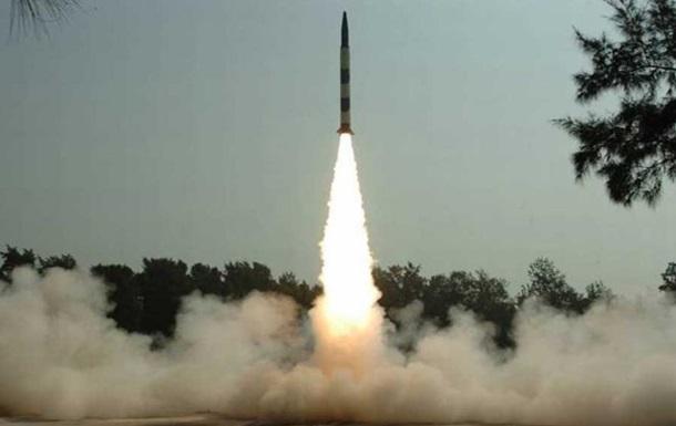 Индия успешно испытала баллистическую ракету Agni-I