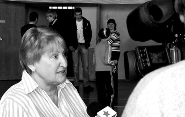 Померла Ніна Кожух - перший тренер Яни Клочкової