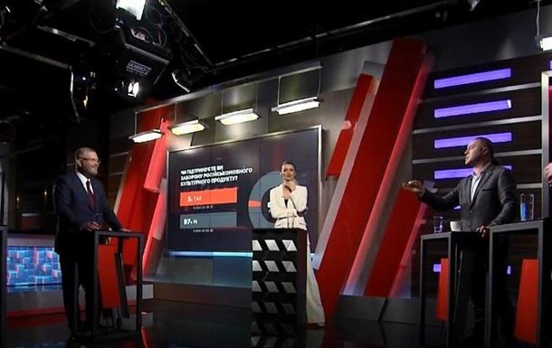 Депутат Мірошниченко проспорив Вілкулу гімн піонерів