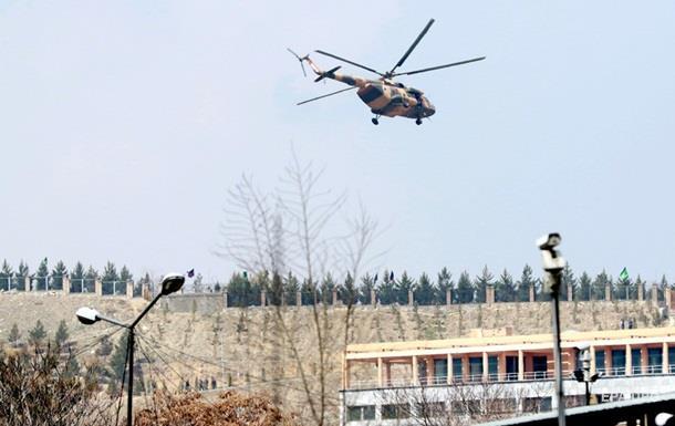 В Афганістані розбився військовий вертоліт, 25 загиблих