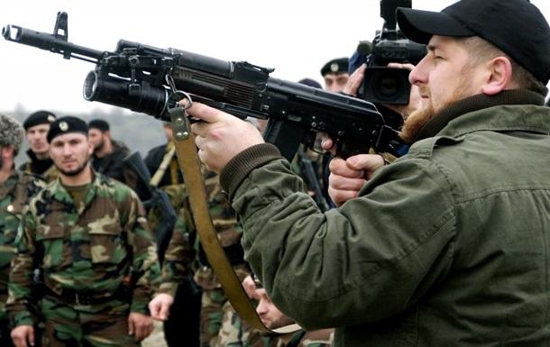 Кадыров мечтает быть во главе «Кавказских эмиратов»