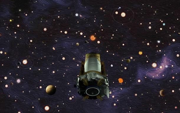 Охотник за экзопланетами Kepler прекратил работу