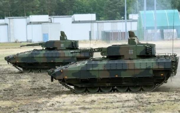 У Німеччині визнали непридатною половину нової військової техніки