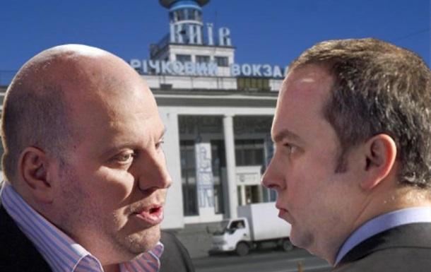 Рейдеры из окружения Януковича коррумпировали прокуроров Киевщины