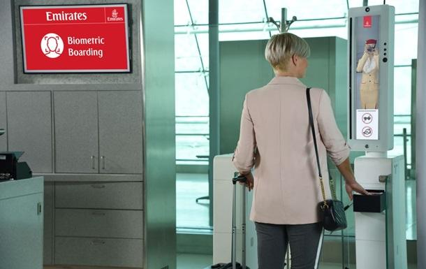 В аеропорту Дубая встановлять систему розпізнавання облич
