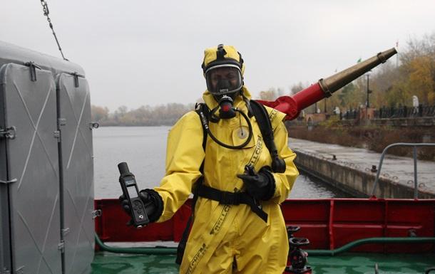 В Україні жінка вперше стала хіміком-рятувальником