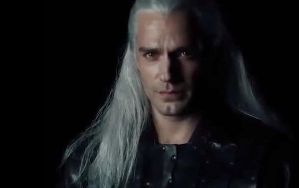 Появились первые кадры Генри Кавилла в Ведьмаке
